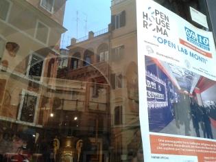 OpenLabMonti e Roma riflessa