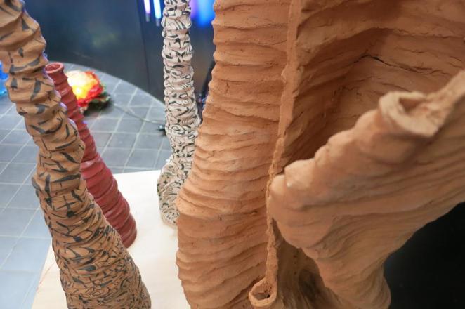 Sculture in ceramica
