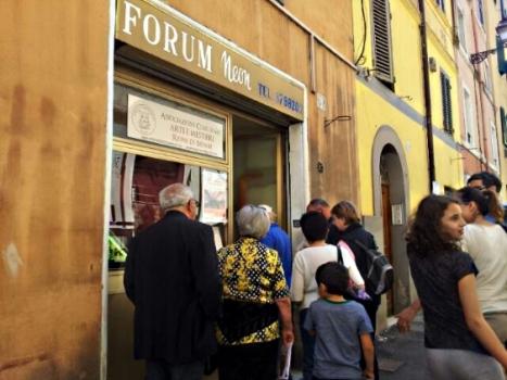 Sede Associazione Arti e Mestieri Rione de' Monti