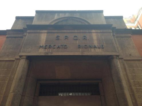 SPQR Mercato Rionale